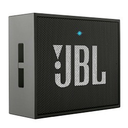 JBL GO Portable Wireless Bluetooth Speaker (Black)