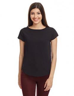 United Colors of Benetton Women's Body Blouse Top (16A5CR1E9005I100L_Black)