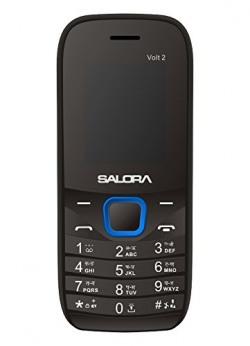 Salora KC12 Volt-2 (Dual Sim) Black-Blue (2000mAh)