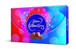 Cadbury Celebrations Assorted Chocolate Gift Pack, 190.3g