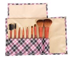 Puna Store® 9 Piece Makeup Brush Set (Pink)