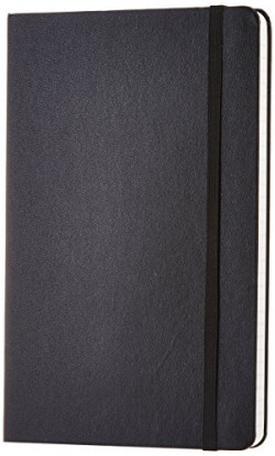 AmazonBasics Classic Notebook - Ruled - 240 pages