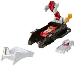 Hot wheels Marvel Avengers apply your armor and race, Multicolor