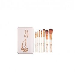 Cosmix Stores ™Set Of 7 Makeup Brush Set,Small