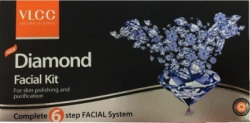 VLCC Diamond Facial Kit 45 g (4 set)