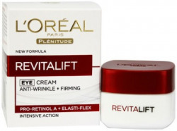 L'Oreal Paris revitalift programme eye cream