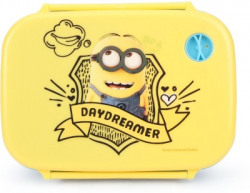 Minion Daydreamer yellow Lunch Box 1 Containers Lunch Box