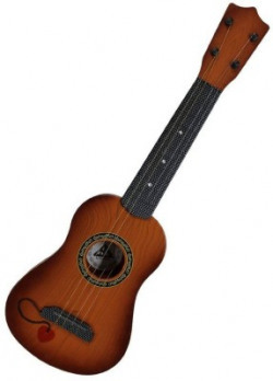 9 Perfect 18  4-String Acoustic Guitar Learning Kids Toy