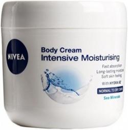 Nivea Intensive Moisturizing Body Cream Normal To Dry Skin