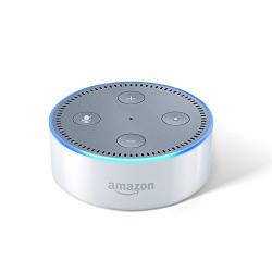 Echo Dot (Includes 1 Year Prime Membership) - White