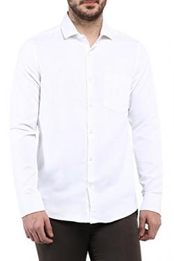 Byford by Pantaloons Men's Striped Regular Fit T-Shirt (110024333_Light Blue_X-Large)