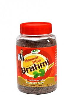 Memovit Plus Brahmi Granules 200g (Chocolate Flavor)