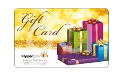 Hypercity Gift Card - Rs.1000