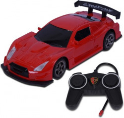 Roadburner 1:22 Full Function Remote Control Car with working lights in high Gloss Painted finish