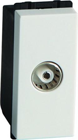 Havells ACMKTWW000 Murano TV Socket