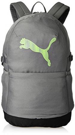 Puma 21 Ltrs Grey Casual Backpack (7511802)
