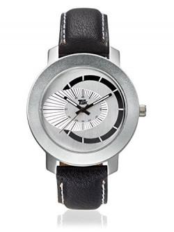 TSX Analog White Dial Men's Watch- TSX-WATCH-060