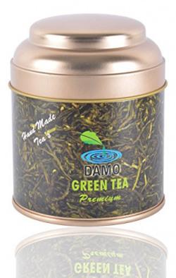 Damo Green Tea Premium - 50 grams -Rs 165 (49%)
