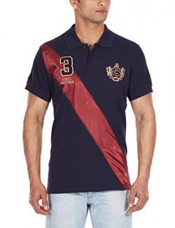 Club J Men's Polo (CJTS 22_Navy_S)