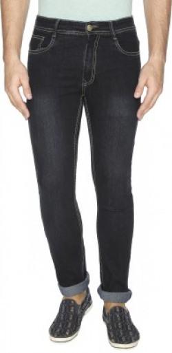 Ashtag Slim Men's Dark Blue Jeans