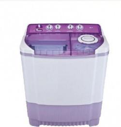 LG 7.5 kg Semi Automatic Top Load Washing Machine Purple