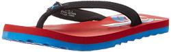 Puma Unisex Wave II High Risk Red, Cloisonné, White and Black Flip Flops Thong Sandals - 3 UK/India (35.5 EU)