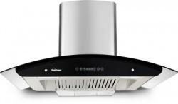 Sunflame RAPID 60 AUTO CLEAN DX Wall and Ceiling Mounted Chimney