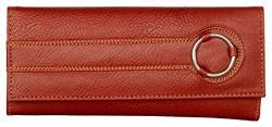 Cuddle Women's Wallet (Red, CUDQAWALD2MAROON)