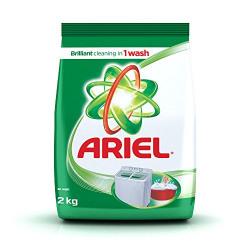 Ariel Complete Oxyblu Detergent Powder, 2 kg Pack