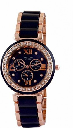 Fabiano New York Analogue Multicolor Dial Women's And Girl's Watch-Fny012