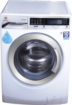 Electrolux 11 Kg Fully Automatic Front Load Washer with Dryer White
