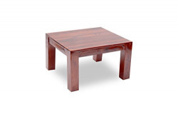 Induscraft Coffee Table (Lacquered Finish, Brown)