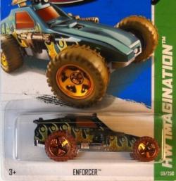 Hot Wheels Hw Imagination Enforcer