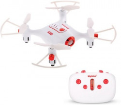 Toy House Toyhouse Compact X20 pocket Drone 2.4G, 4CH Gyro 6-Axis RC Quadcopter -White