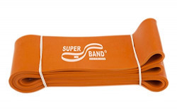 Dittmann DLJR158O Extra Heavy Rubber Power Band, One Size (Orange)