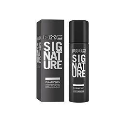AXE Signature Champion Body Perfume, 122 ml