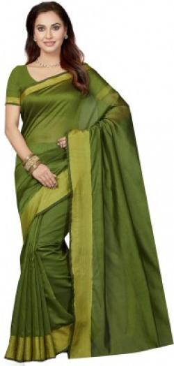 Ishin Woven Bollywood Poly Silk Saree