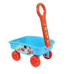 Disney Mickey Toy Wagon, Sky Blue