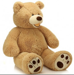 skylofts 170cm Giant Huge US Quality Laughing Teddy Bear With Paws  - 170 cm