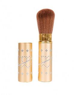 Dream Maker® Retractable Face Powder Blush Brush (Peach)