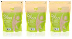 Nourishyou Organic Quinoa, 500 Grams (Pack Of 3)