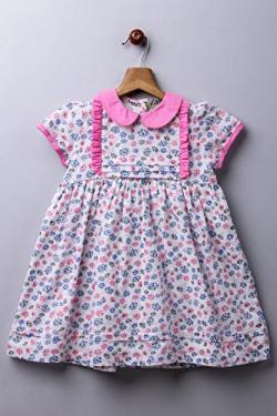 Sambu Girl Cotton Dress (18-24 Months)