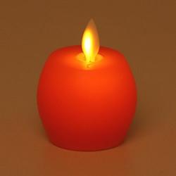 Forzza FO-LD010-c Apollo Flameless Pillar Candle (Multicolour)