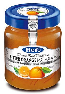 Hero Orange Bitter Jam, 340g