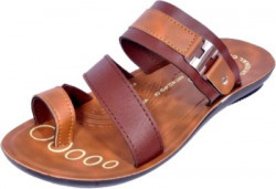 Footstair Men brown Sandals