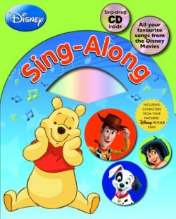 DISNEY : SING ALONG - 9781445432663
