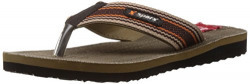 Sparx Men's  Camel Brown Flip-Flops and House Slippers - 10 UK/India (44.67 EU) (SFG-12)