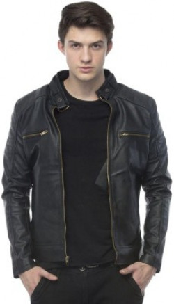 Urbano Fashion Full Sleeve Solid Men's Jacket 50% off