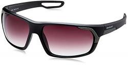Fastrack Gradient Sport Men's Sunglasses - (P332BK1 Purple Color)