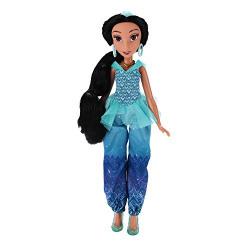 Disney Princess Royal Shimmer Jasmine Doll, Multi Color